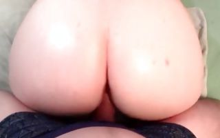 Kinky pink-haired bitch fucked after playing with her pussy