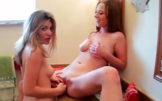 Insane lesbian sex with hot amateur bitch Sam Summers