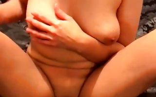 Nasty amateur ex-girlfriend roughly fucked in juicy snatch